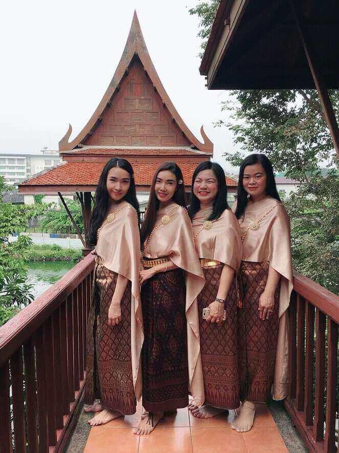 เช่าชุดไทยย้อนยุค