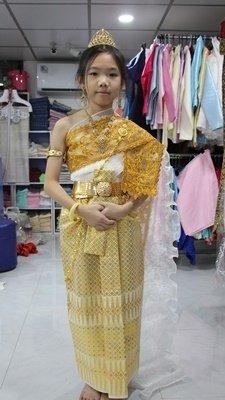 เช่าชุดไทย เด็ก