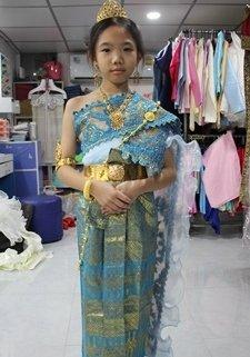 เช่าชุดไทยเด็ก