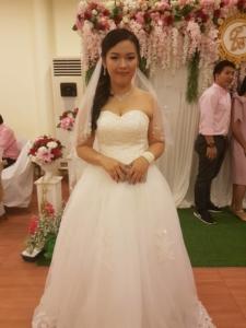 เทรนด์ชุดแต่งงานปี 2019