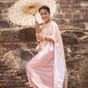 เช่าชุดไทยสไบให้สวยปัง
